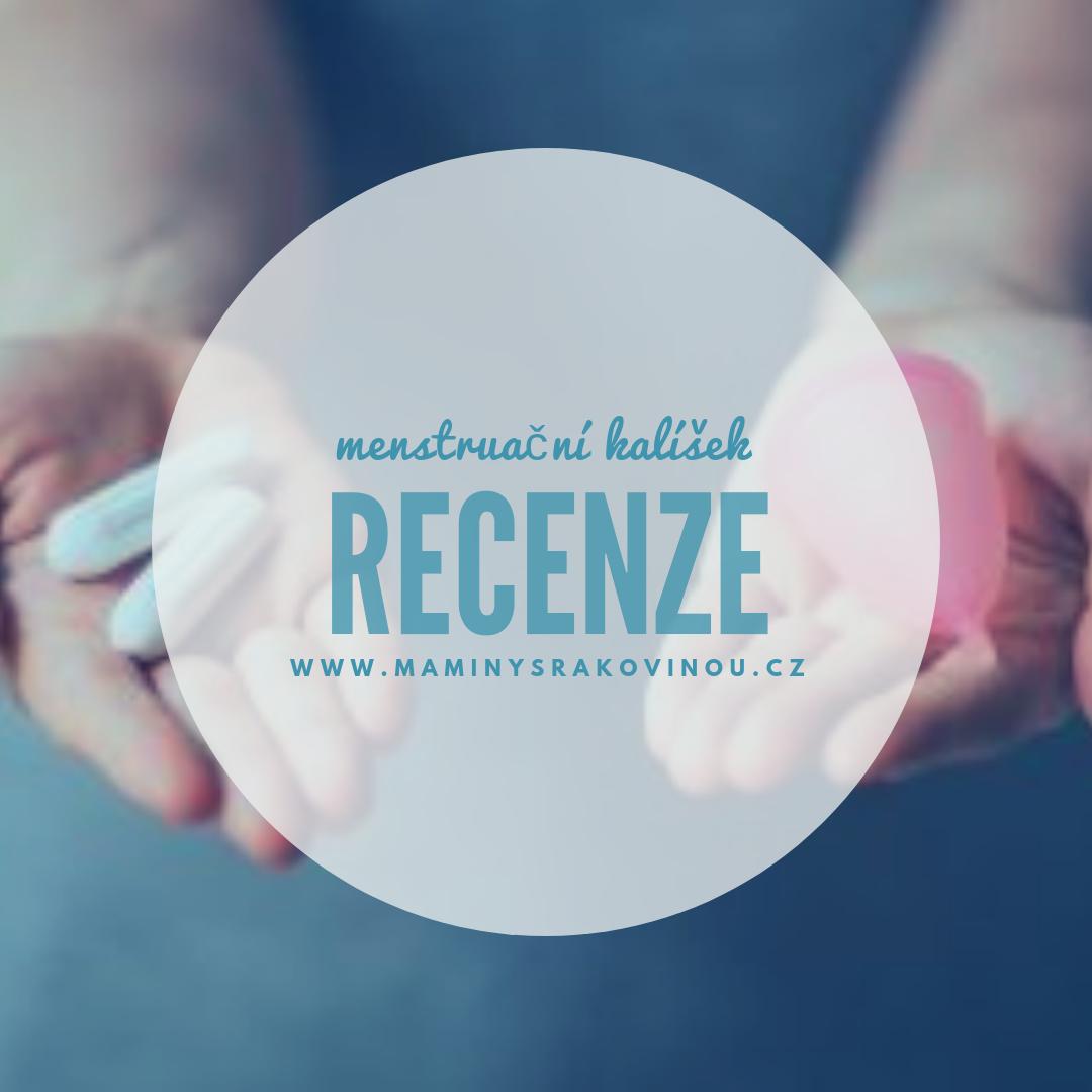 RECENZE: Menstruační kalíšek