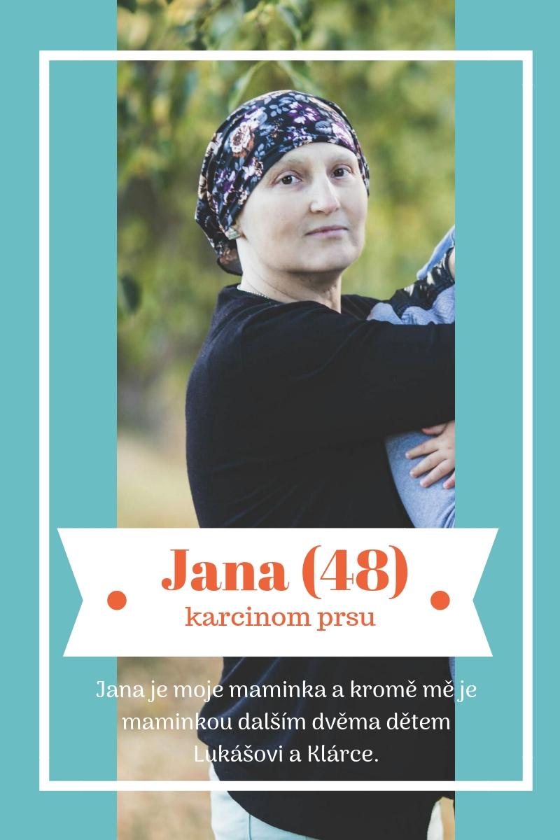 Maminka Jana – 1. část