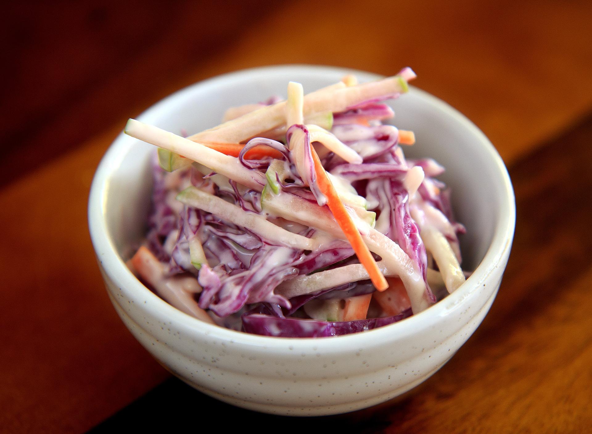 Salátová zálivka z lněného oleje
