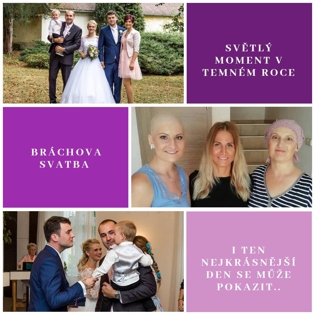 Svatba – Světlý srpnový moment