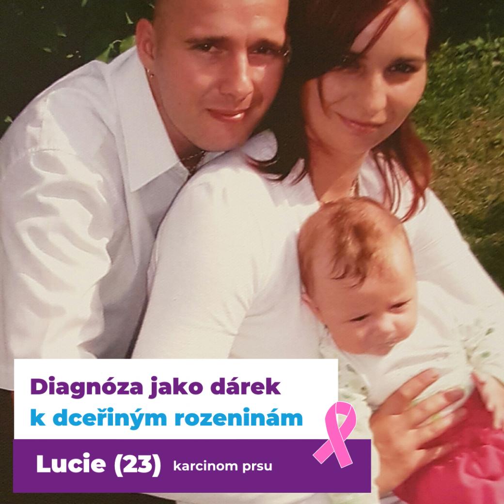 maminy s rakovinou příběh lucie rakovina prsu