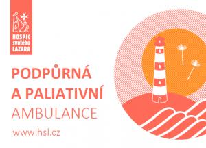 Podpůrná a paliativní ambulance